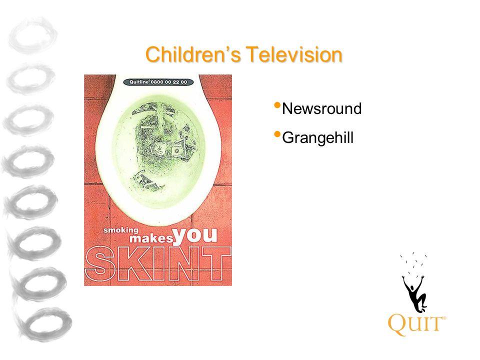 Children's Television Newsround Grangehill