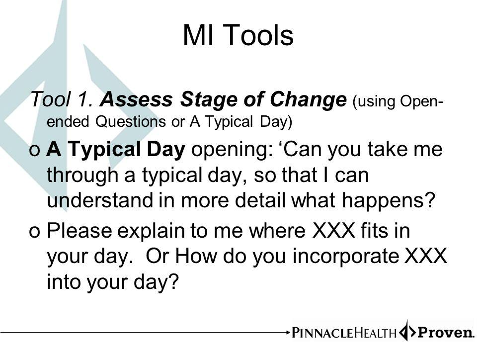 MI Tools Tool 1.