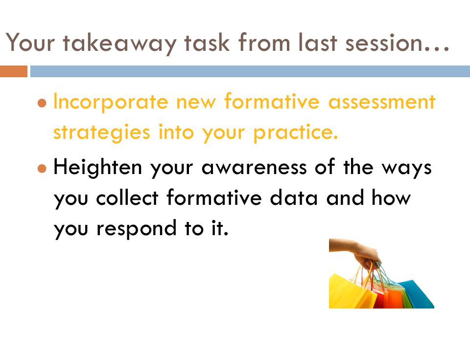 Today's Think Abouts THINK THEN SHARE:  How often do we TELL students what they learned.