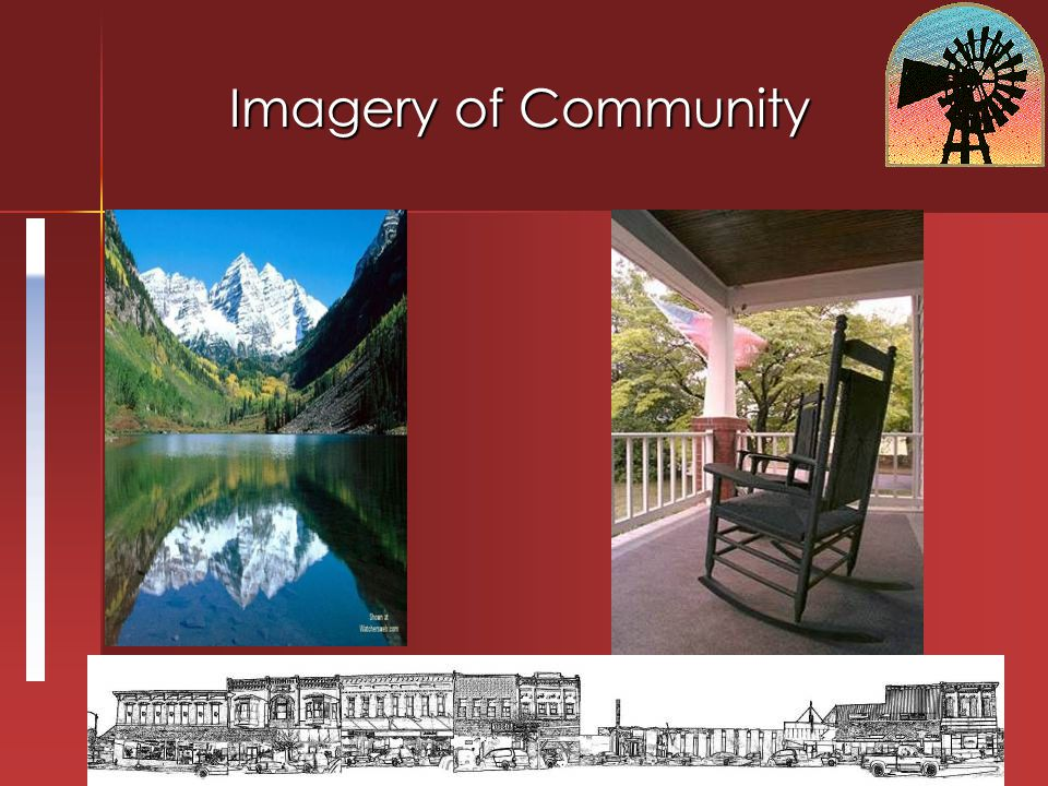 Imagery of Community