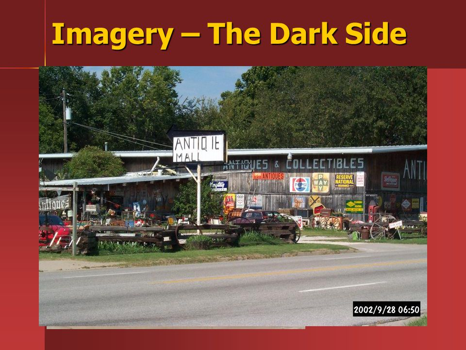 Imagery – The Dark Side