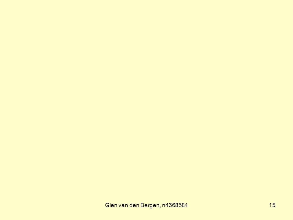 Glen van den Bergen, n436858415