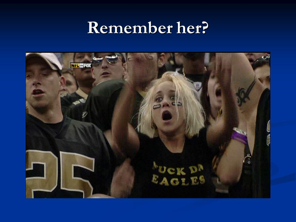 Remember her?