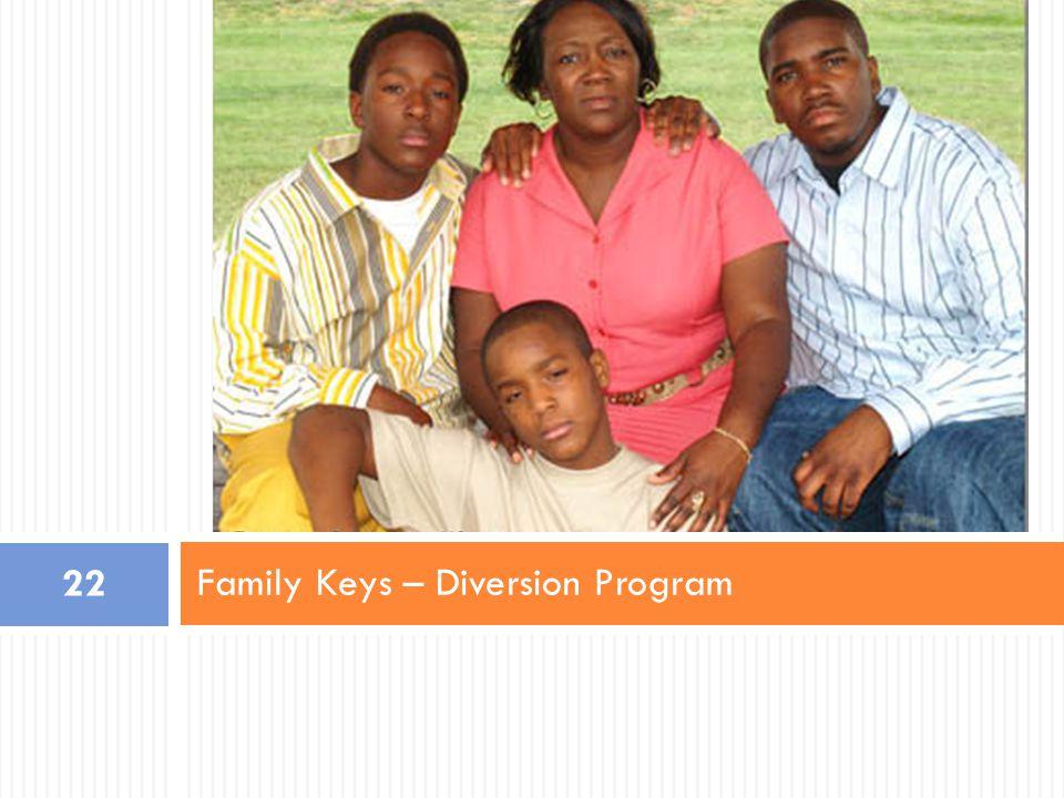 Family Keys – Diversion Program 22