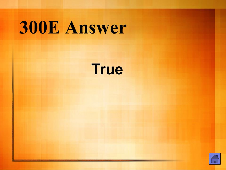 300E Question True or False…Is this novel an example of dark romanticism?