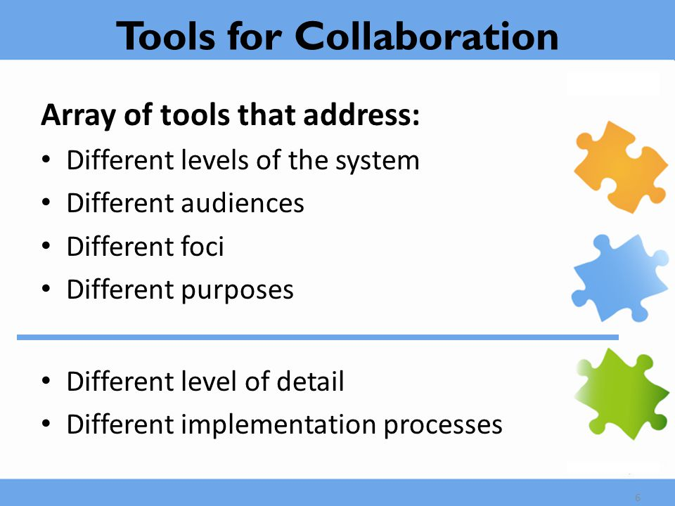 Co-Labor Collaboration is a process through which parties who see different aspects of a problem can constructively explore their differences and search for solutions that go beyond what their own limited vision of what is possible (Gray, 1989) Collaboration is a process put into place for an intended outcome Collaboration is only as good as the process that is designed to support the interaction of the people who are supposed to engage in co-labor The collaboration meeting is the co-labor work environment and therefore, needs to be facilitative of the work to be done 37