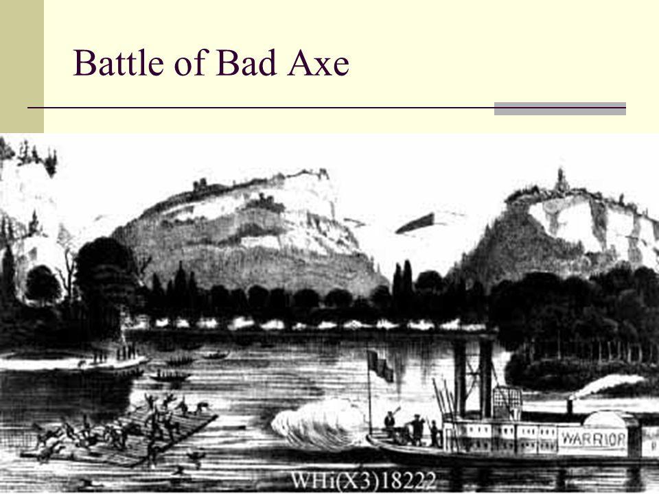 Battle of Bad Axe