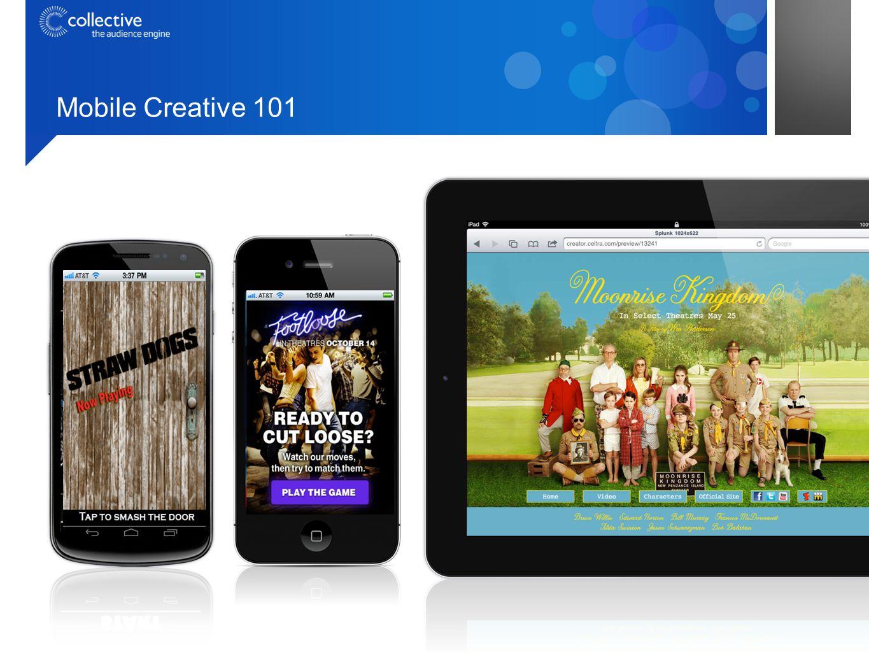 Mobile Creative 101