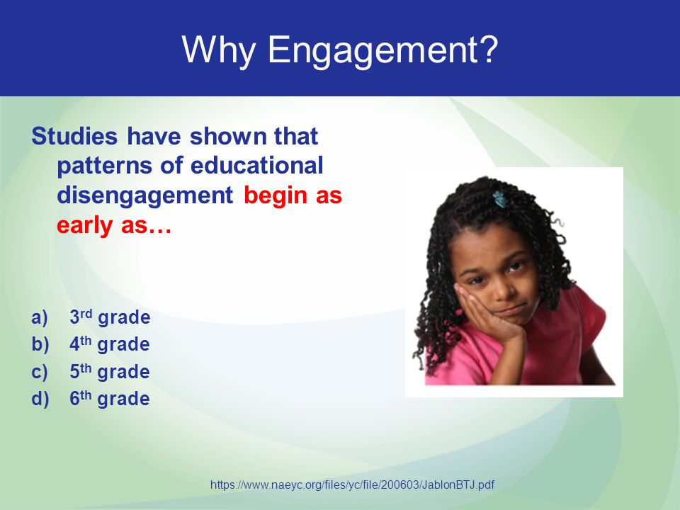 Domain 3 Component C Engaging Students in Learning Elements of Component 3c –Activities and assignments –Grouping of students –Instructional materials and resources –Structure and pacing http://www.danielsongroup.org/userfiles/files/downloads/2013EvaluationInstrument.pdf