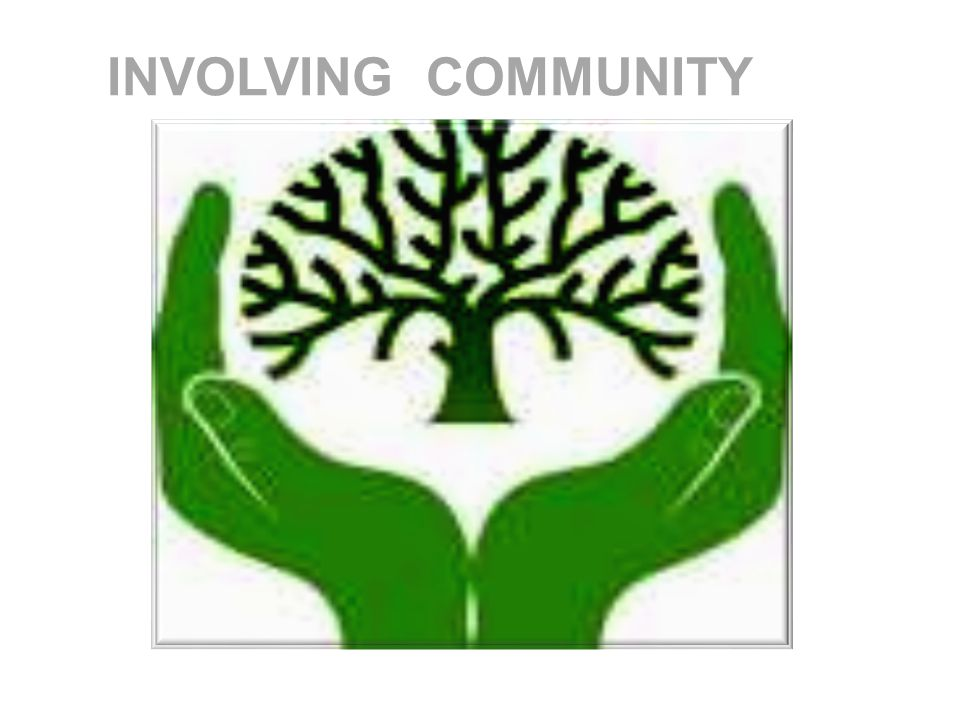INVOLVING COMMUNITY