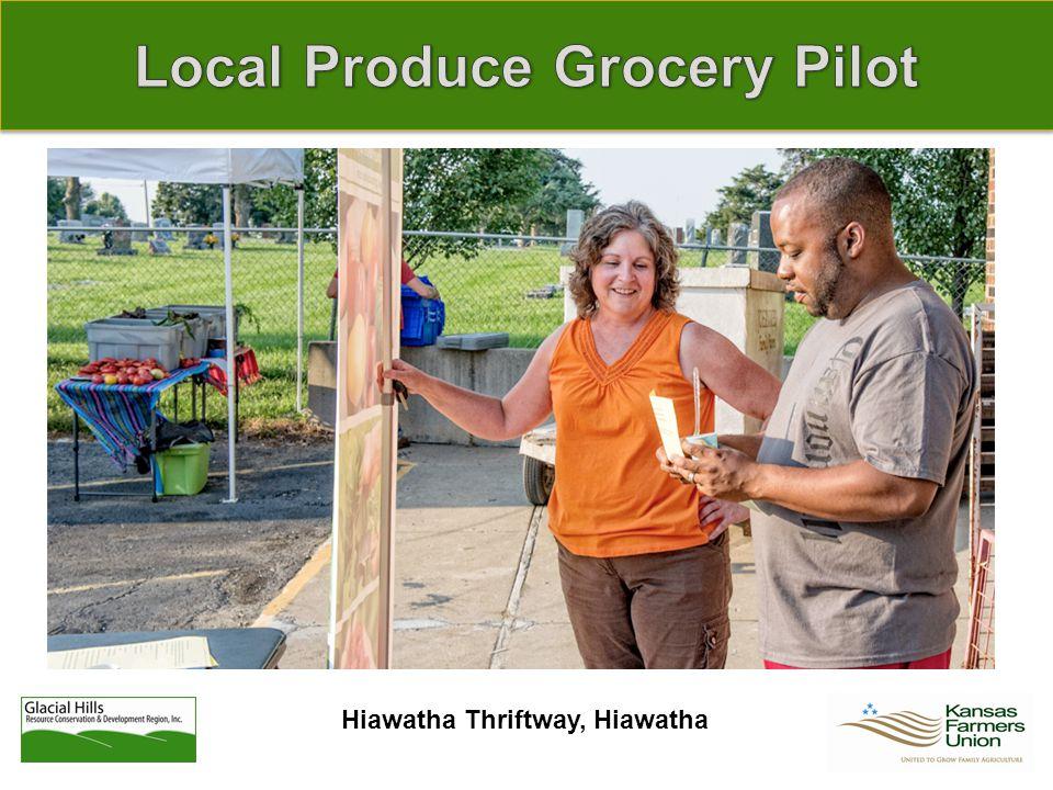 Hiawatha Thriftway, Hiawatha