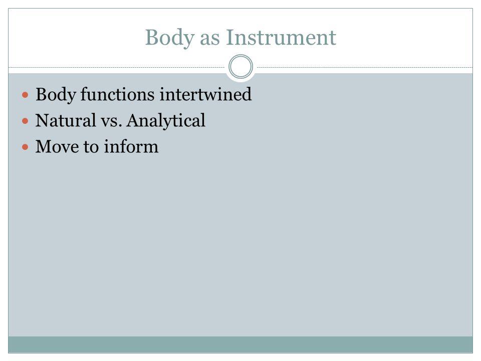 Three-fold Approach Eurhythmics Solfege Improvisation