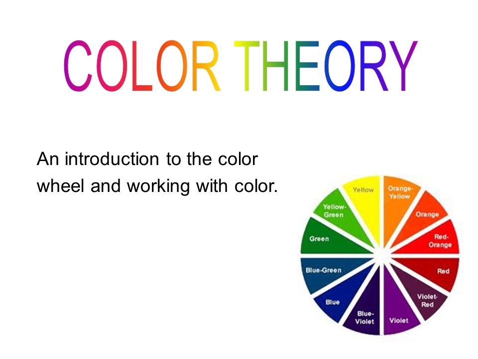 Analogous Color Scheme Analogous colors are next to each other on the color wheel.