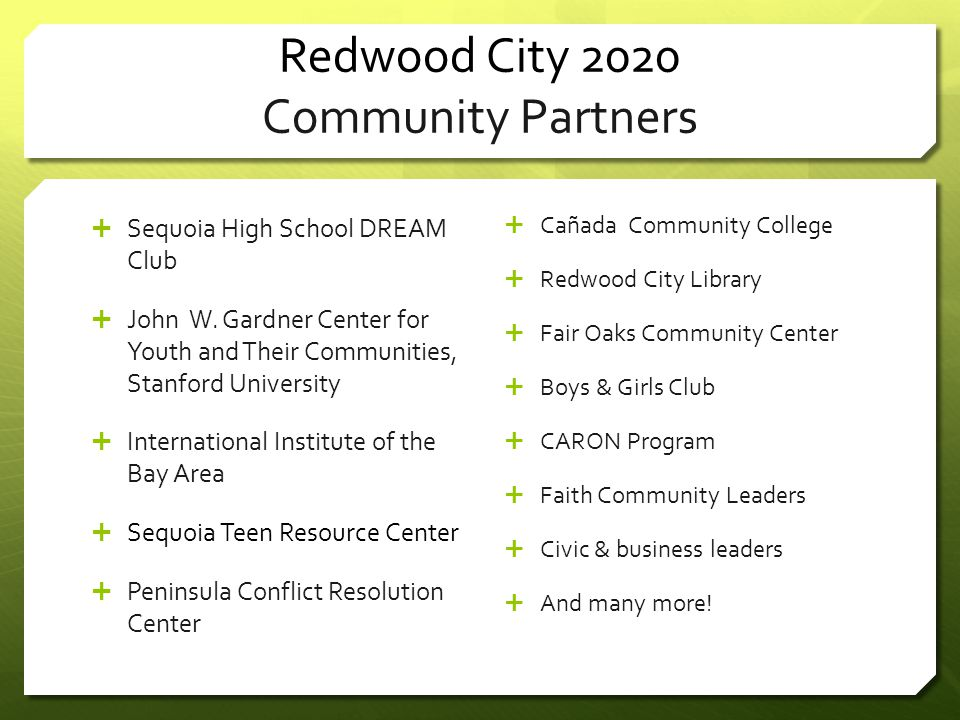 Where we want to go next – It takes the whole community.