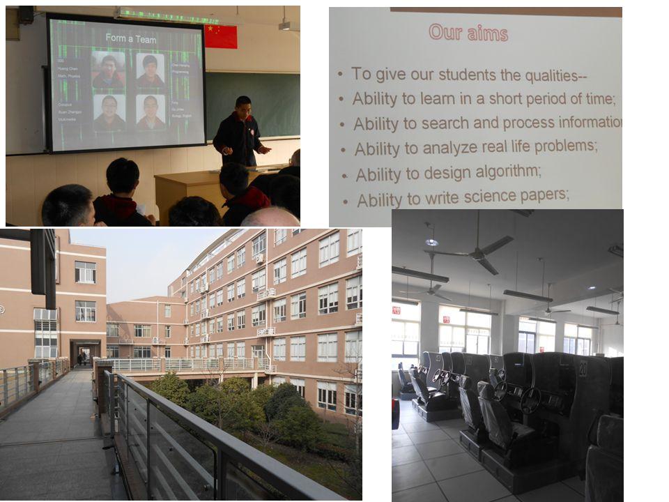 Ningbo International Hi Tech School