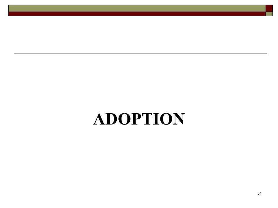 ADOPTION 34