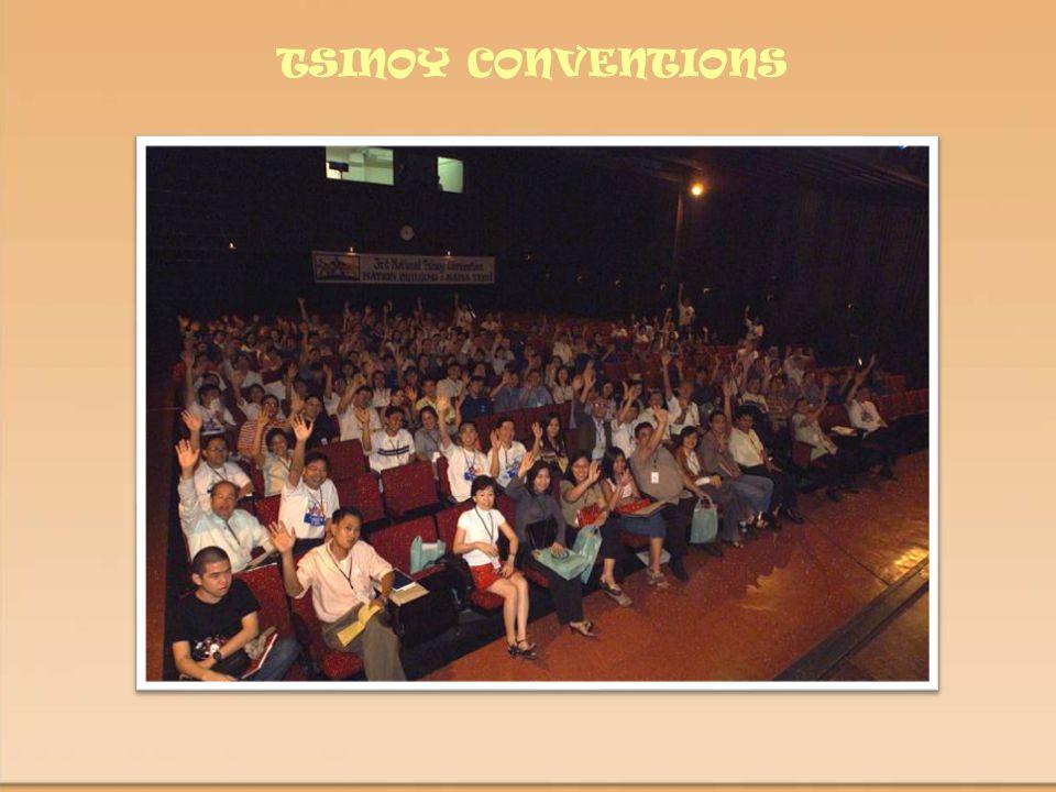 TSINOY CONVENTIONS