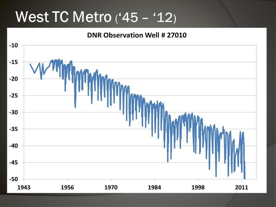 West TC Metro ( '45 – '12 )