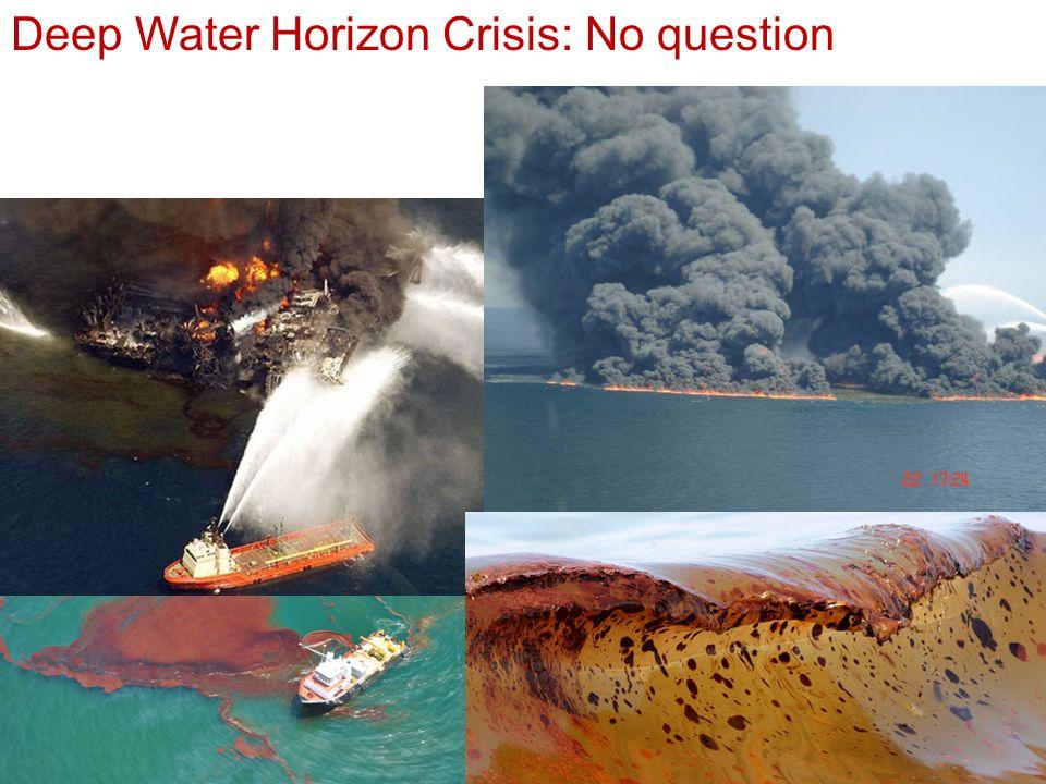 DWH Crisis? What Crisis?