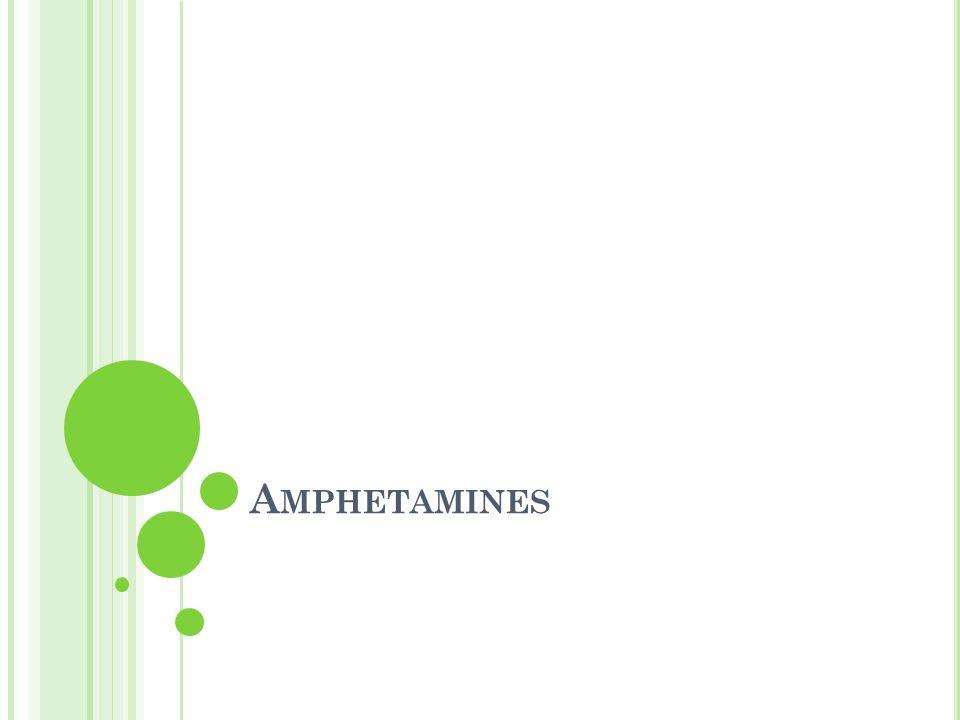 A MPHETAMINES