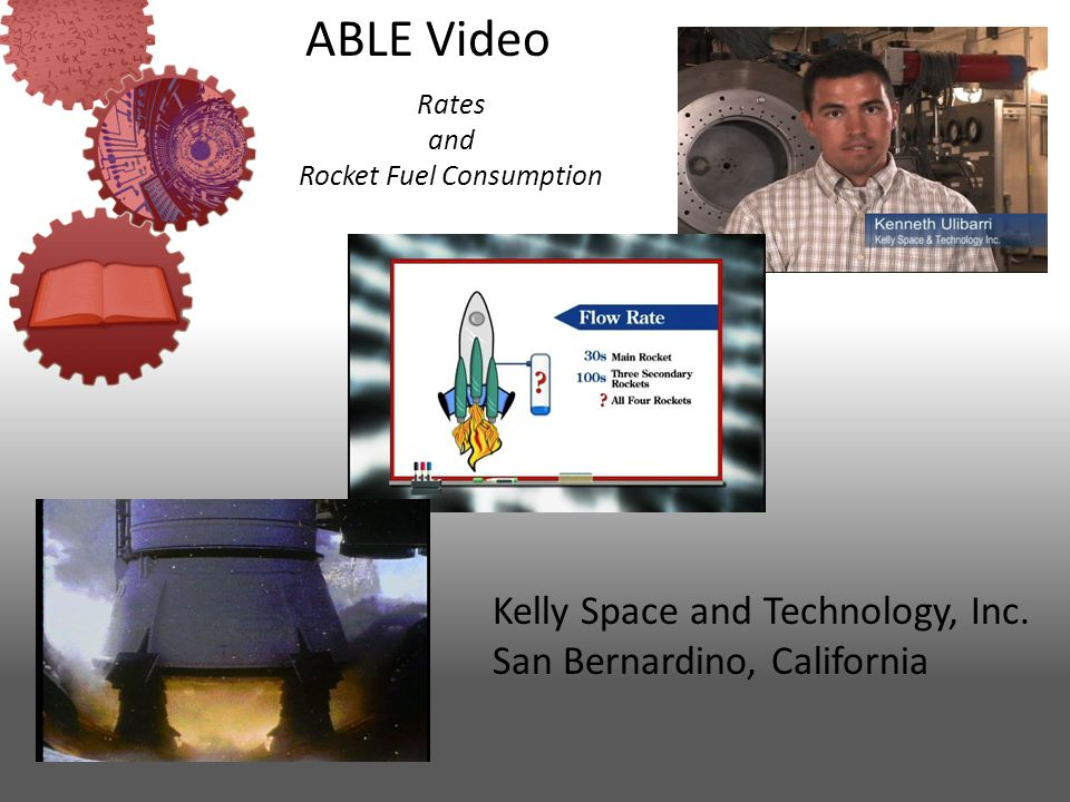 ABLE Video Kelly Space and Technology, Inc.
