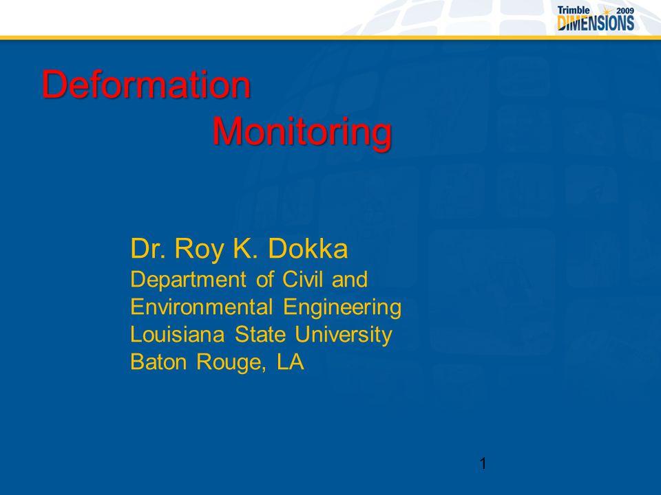 Dr. Roy K.