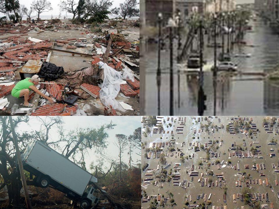 Hurricanes Katrina and Rita