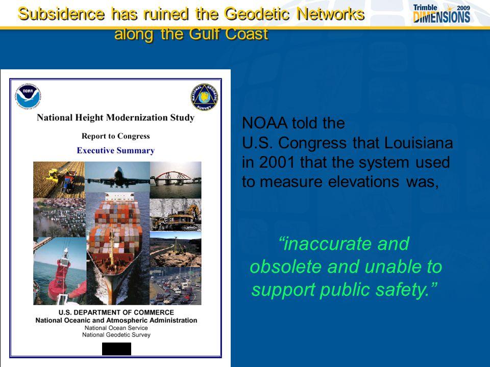 NOAA told the U.S.