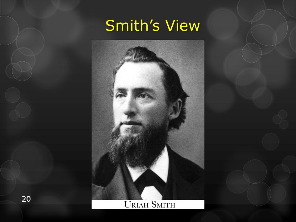 20 Smith's View