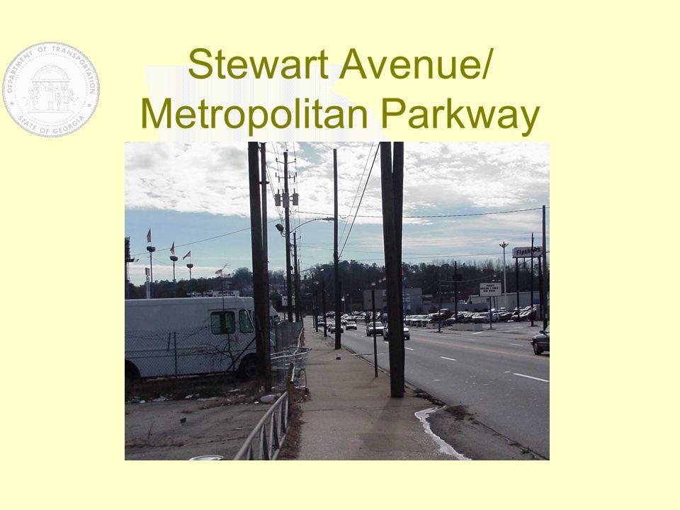 Stewart Avenue/ Metropolitan Parkway