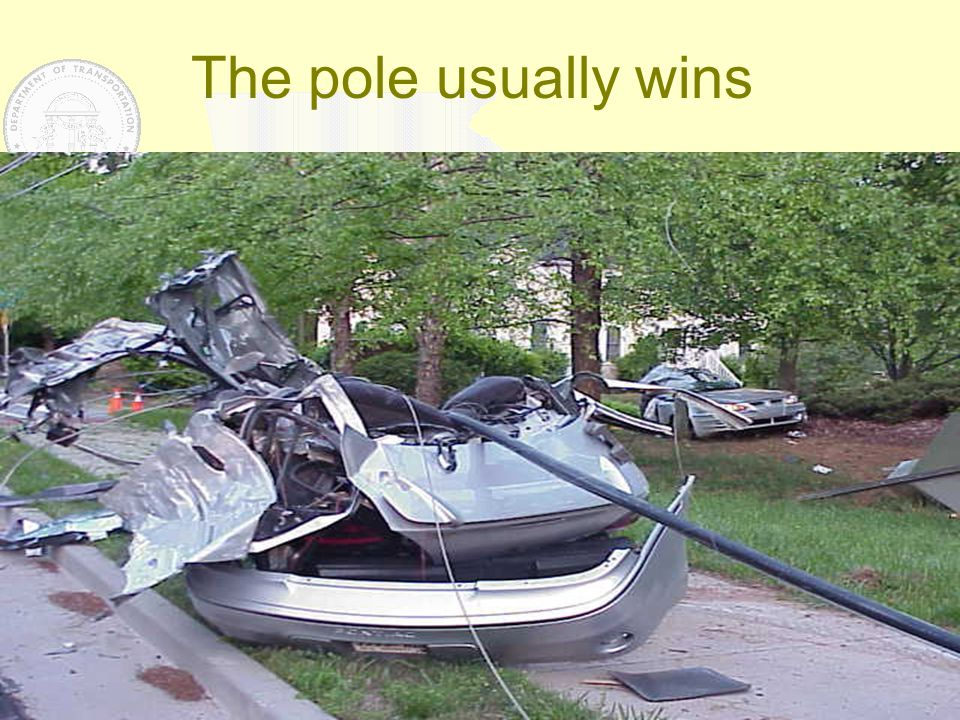 The pole usually wins