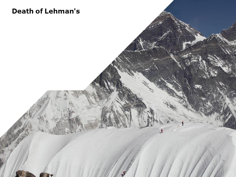 Death of Lehman's
