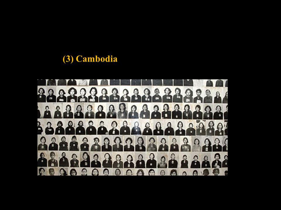 (3) Cambodia