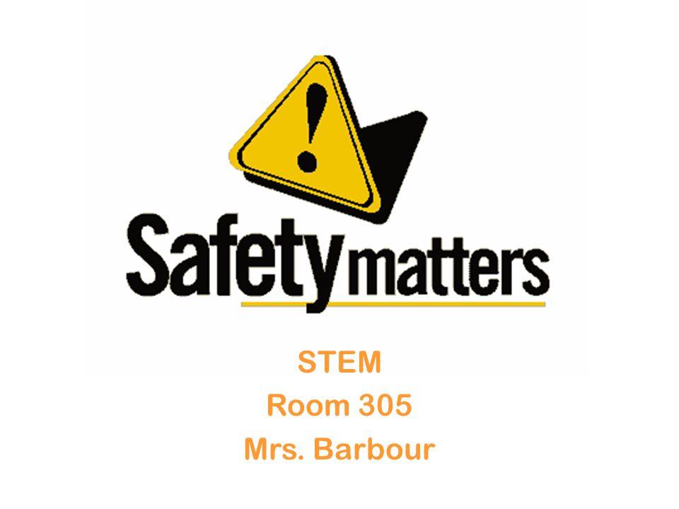 STEM Room 305 Mrs. Barbour