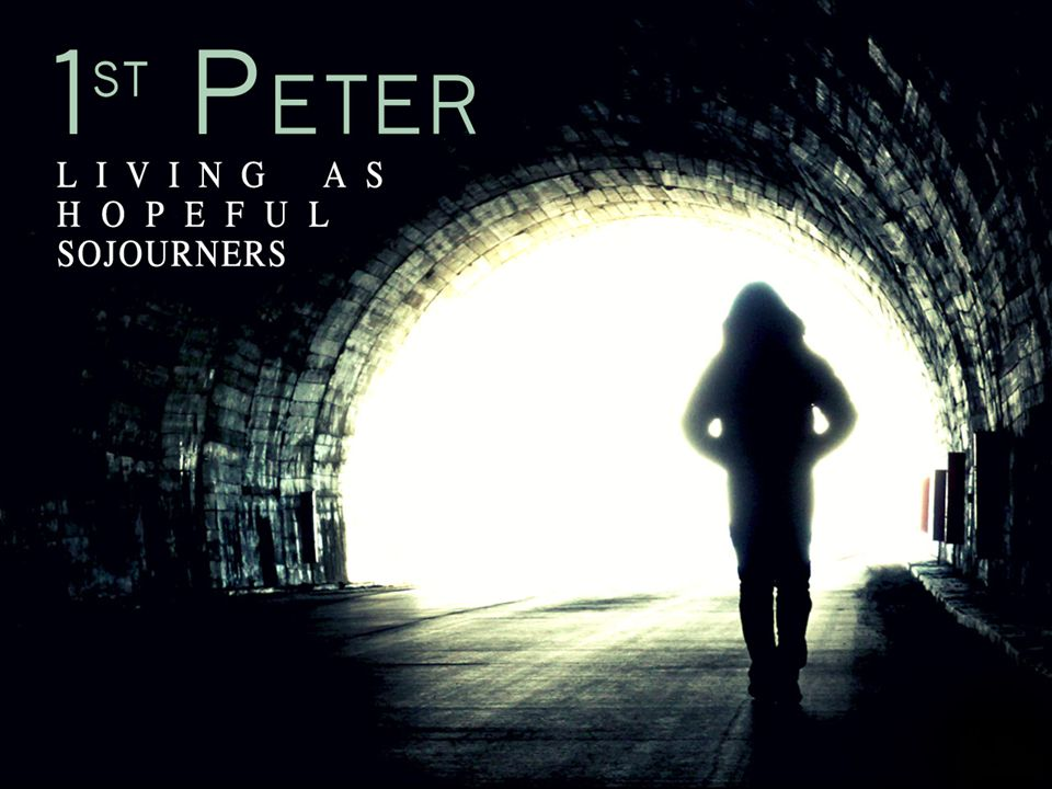 WINSOME SOJOURNERS 1 Peter 3:8-12