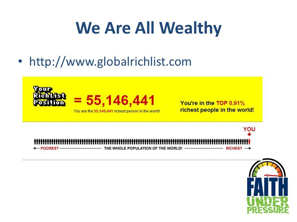 http://www.globalrichlist.com