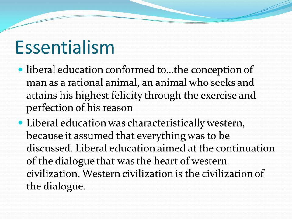 Child-Centered Curriculum 1.children are naturally good 2.