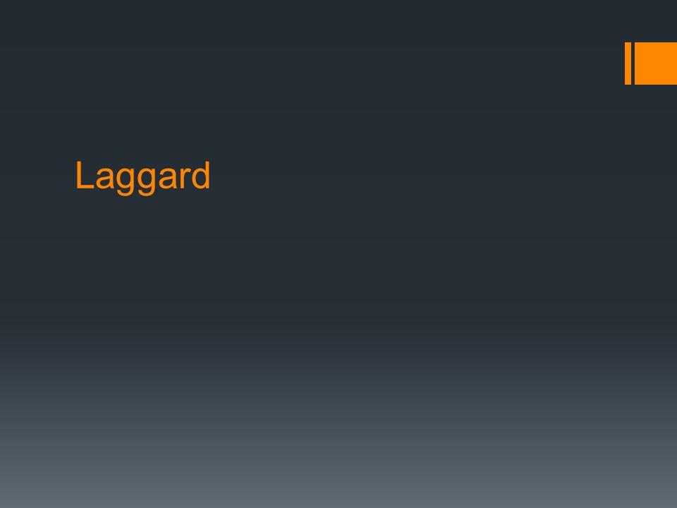 Laggard