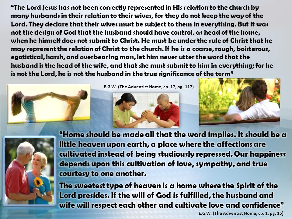 God compares His relationship with His people to a marriage relationship many times in the Bible.
