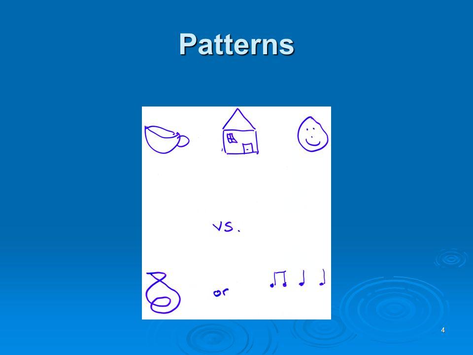 4 Patterns