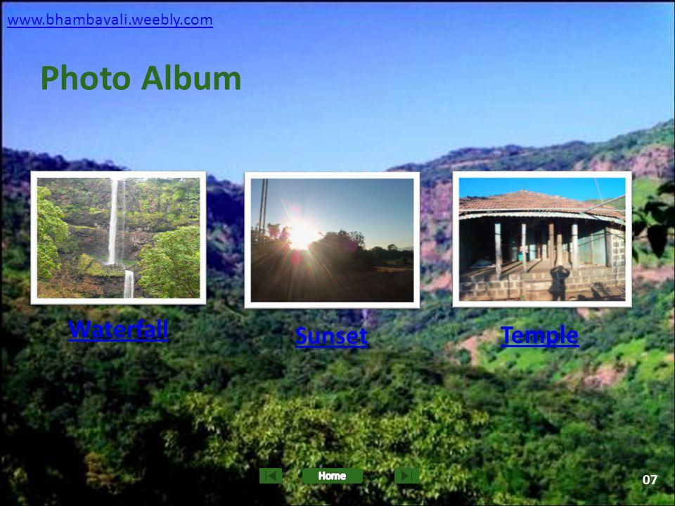 www.bhambavali.weebly.com 08 Bhambavali Vajrai Waterfall