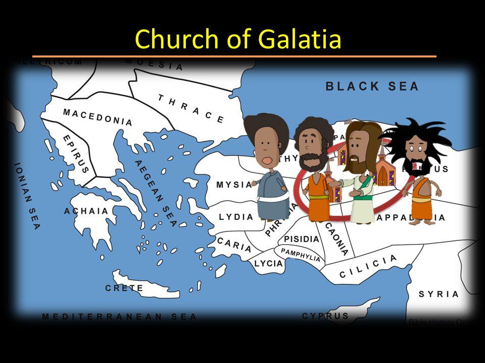 Church of Galatia