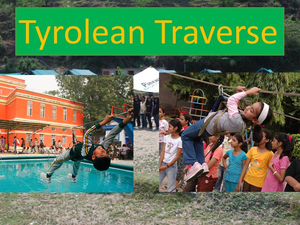 Tyrolean Traverse