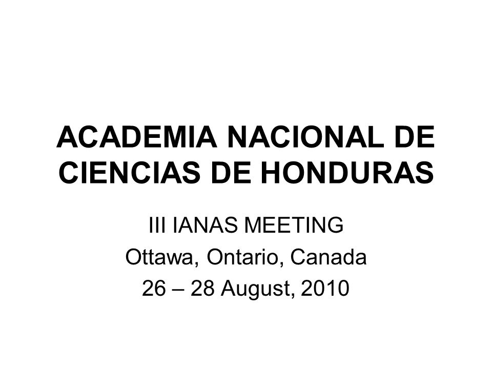 SCIENCE IN HONDURAS Honduras initiated its independent life as one of the United Provinces of Central America Right after independence from Spain in 1821, the Provinces got to be anexed to Mexico In 1823 this agreement was banned and the 5 provinces became independent countries