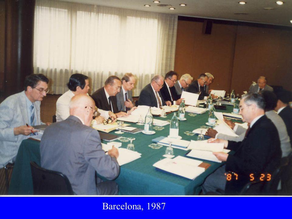 Barcelona, 1987