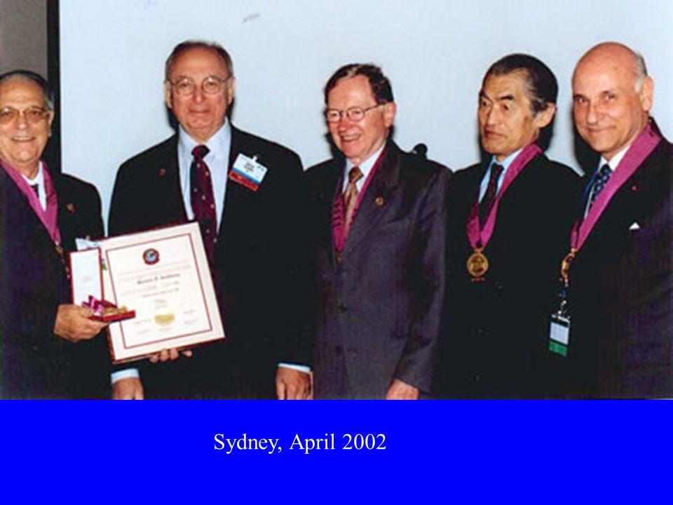 Sydney, April 2002