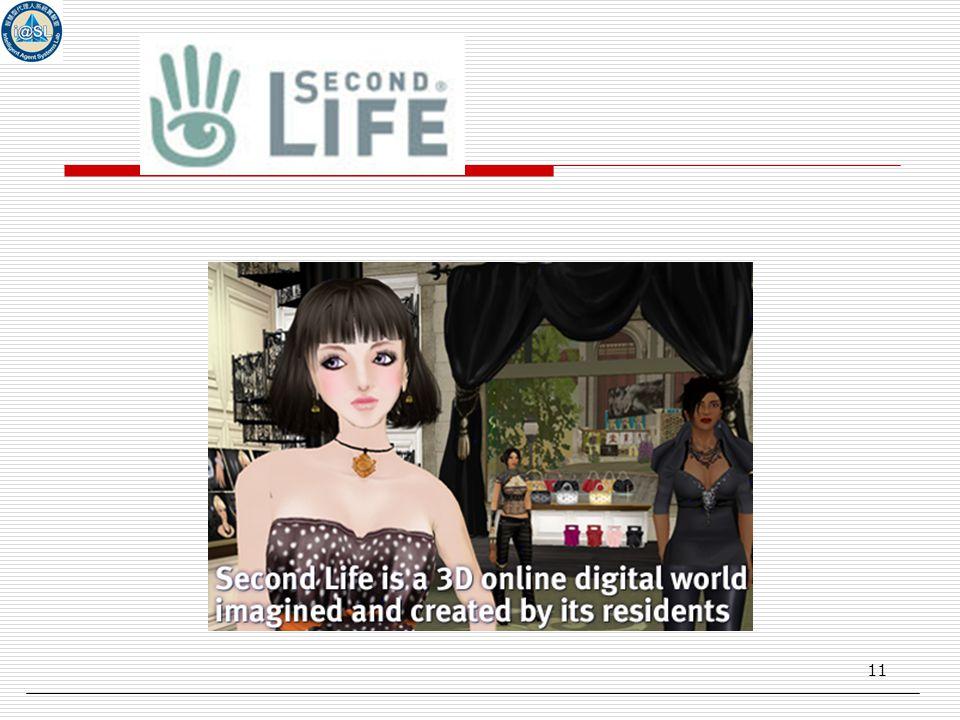 11 Second Life
