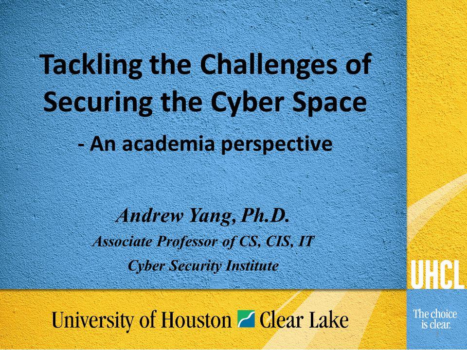Andrew Yang, Ph.D.