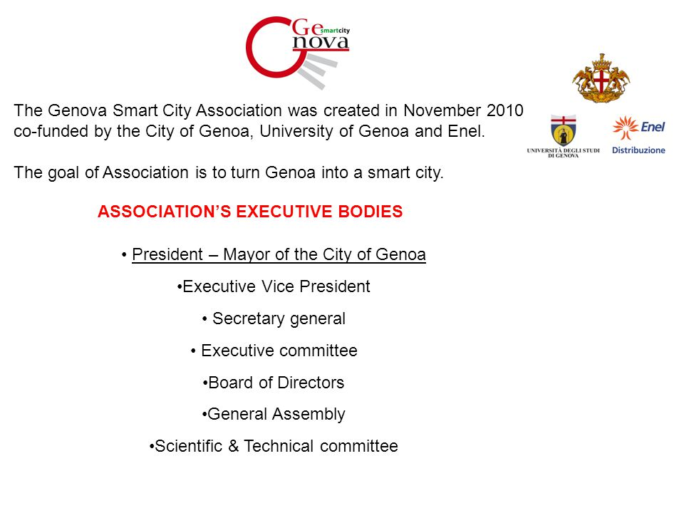 Memorandum of Understanding Genova Milano Torino to develop toghether Smart city SMART CITIES COOPERATION