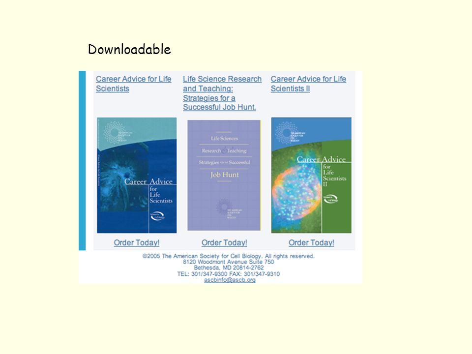 Downloadable